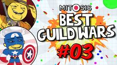 Mitosis the Game - Best Guild Wars #03 - Mongosis