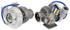 buyautoparts.com 40-30227 ON - OEM BorgWarner Turbo.  Crosses with BorgWarner number 179077
