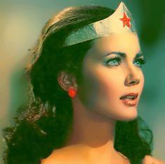 Lynda Carter in Wonder Woman