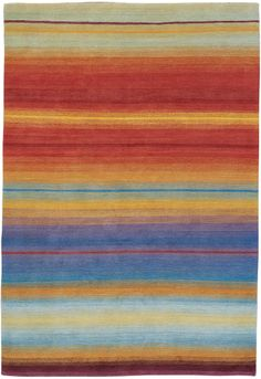 Sunset by Matthew Williamson | Wool Contemporary hand-knotted designer rugs