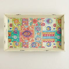I love this. On my short list for new spring things! Nomad Print Tray
