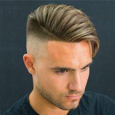 40 Best Side Swept Undercut Hairstyles For Men #undercut #undercuthaircut #undercutfade #mensundercut #disconnectedundercut #undercutmen #undercutdesigns #menshairstyles #menshaircut #menshaircuts Side Swept Hairstyles, Undercut Hairstyles, Boy Hairstyles, Men's Hairstyle, Boy Haircuts Long, Cool Haircuts, Haircuts For Men, High Skin Fade, Undercut Men