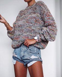 ACNE STUDIOS | zora multicolour knit / ZULU & ZEPHYR | pink knit / ONE TEASPOON | bandits