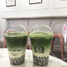 Pa Tea like never before : Matcha Milk Latte Bubble Tea : Bar Pa Tea New York : @eatstretchexplore : Like what you SEE?! FOLLOW @matchafeels for more delicious matcha content! : &Don't forget to use hashtag #matchafeels to share your matcha finds!