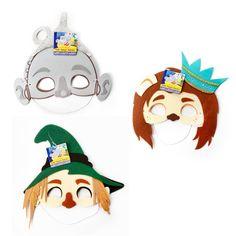 Wizard of oz masks