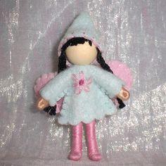pastel fairy doll