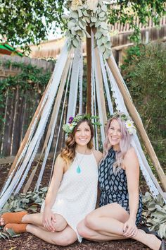 Backyard Bohemian Bridal Shower - Pink Slip Inspiration Festival Party, Perfect Photo, Party Themes, Bridal Shower, Backdrops, Bohemian, Backyard, Wedding Inspiration, Diy Projects
