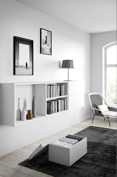 Wall-mounted bookcase By Showroom, Office Desk, Terra, Furniture, Design, Home Decor, Art, Houses, Art Background
