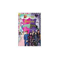 Secrets of Auradon Prep ( Disney Descendants) (Hardcover)