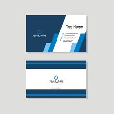 Modern business card template Premium Ve... | Free Vector #Freepik #freevector #freebusiness-card #freebusiness #freeabstract #freecard