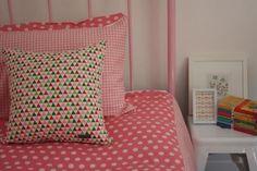 Cute duvet and cushion