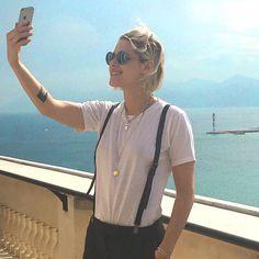 Kristen Stewart #ChanelCannes2016