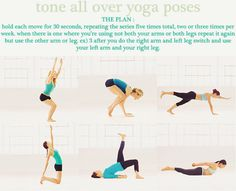 quick yoga cycle