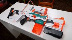 This new Nerf gun for summer is 2016 is already going down a storm with Nerf Gun owners. The Nerf…
