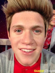 WHAAAAT?! WHAT IS THIS?! WHY THE HELL DOES MY NIALLER SUDDENLY HAVE GREEN EYES?!