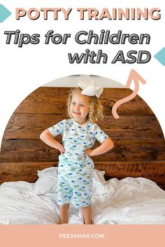 Potty training can be challenging for any child, but it's even more daunting when a child has Autism Spectrum Disorder (ASD). Toilet training a child with autism is an entire new skill. Here are some Toilet Training Tips and Techniques for children with ASD. #pottytrainingwithasd #childrenwithasd #pottytrain #asdchildren #asd #autismdisorder