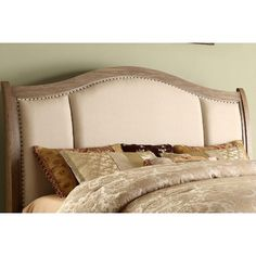 Riverside Furniture Coventry Sleigh Upholstered Headboard $564.99