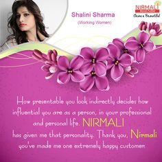 Well, it's our pleasure, we are always there to help you out. Anyone who is fighting with skin problems can visit us at www.nirmali.in #NirmaliSyrup #BloodPurifier #SkinProducts #PimplesCureSyrup #BloodPurifierSyrup  #AcneTreatmentMedicine