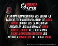 Unbedingt ausprobieren! Klappt wirklich #horrorfakten