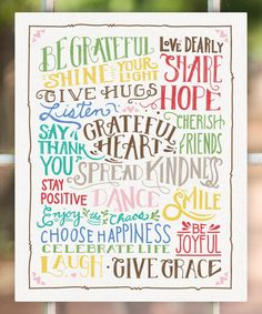 Another great find on 'Grateful' Montage Magnet by Grateful Heart Great Quotes, Me Quotes, Inspirational Quotes, Family Quotes, Happy Turkey Day, Grateful Heart, Thankful, E Design, Life Lessons