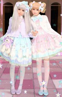 Sweet loli fairy-kei