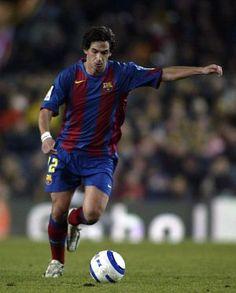 Demetrio Albertini (FC Barcelona, 2005, 5 apps, 0 goal)