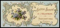 etiquetas de perfumeria