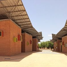 Architecture for Humanity, Surgical Clinic in Léo - Burkina Faso