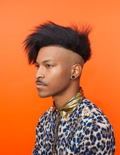 Afropunk Hair Portraits by Artist Awol Erizku #afropunk #afropunk14