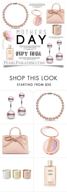 """""""Mother's day gift idea!"""" by pearlparadise ❤ liked on Polyvore featuring Mansur Gavriel, tarte, Tom Dixon and Chanel"""