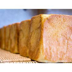 オパンの山型食パン、角型食パン(2016.11.12)