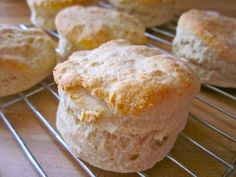 These basic biscuits are fast and easy to make and are perfect for breakfast or even dinner.