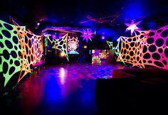 Black light items #coolglow #partysupplies