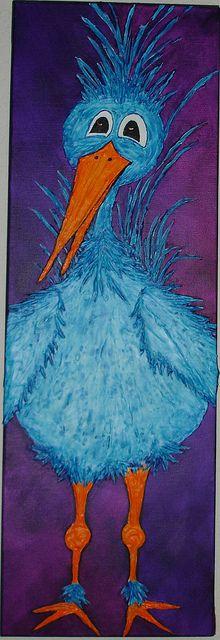 Bluebird of Happiness by ArtsieRartsie