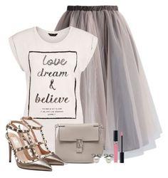 Модная серая юбка - с чем носить? 17