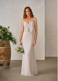 Bridesmaid Dresses, Bridesmaids, Wedding Dresses, Christina Wu, Strapless Dress Formal, Formal Dresses, Bridal Boutique, Jasmine, Fit And Flare