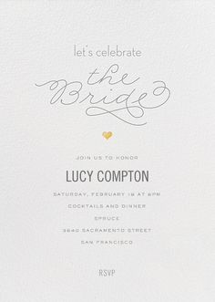 the bride by bluepoolroad for paperless post create beautiful bridal shower invitations with our easy
