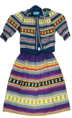 Seminole Patchwork Jacket & Skirt