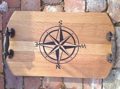 Bourbon/Wine tray by KentuckyGalsKreation on Etsy