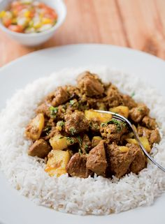 A Cape Malay curry by the legendary Cass Abrahams.