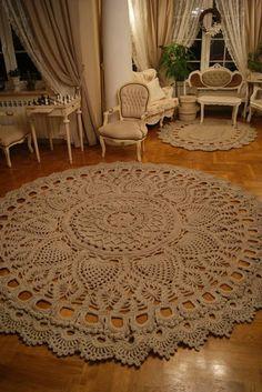 free crochet patterns rugs
