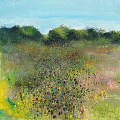 Leading contemporary artist Kurt Jackson spent years exploring the world of pollinators to produce this collection informed by his academic background in the sciences and experience as a beekeeper. Kurt Jackson, Contemporary Landscape, Abstract Landscape, Contemporary Artists, Seascape Paintings, Landscape Paintings, Landscapes, Arts And Crafts For Teens, Historia Natural