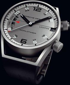 Porsche Design P6000 Timepieces #watch #reloj #diseño #detodomigusto #robledoarte
