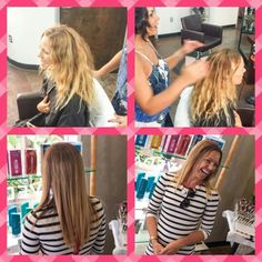 """When the moisture in the air makes you look like #MonicaGeller in #Barbados remember """" We'll be there for you """"   #Keratin #KeratinSmothing #Friends #MonicaBing #frizzy #Hair #Salon #Stylist #Style #Fashion @sweisinc #Blowdry #Blowout #Blowbar #Flatiron  @keratincomplex"""