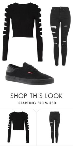 """""""I think I did this already"""" by hollywoodniya on Polyvore featuring Cushnie Et Ochs, Topshop and Levi's"""