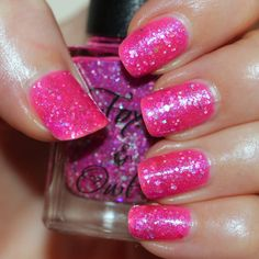 Fox and Owl Polish I love You (What's Indie Box - January 2015 - True Love)