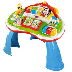 Baby Mickey Bilingual Table - Spanish & English