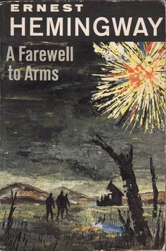 A Farewell to Arms by Ernest Hemingway  1969 | 3.75, via Etsy.