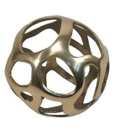 Hudson 43™ Small Metal Decor Ball