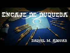 raquel m adsuar Lace Heart, Lace Jewelry, Lace Making, Bobbin Lace, Youtube, World, How To Make, Tatting, Tutorials